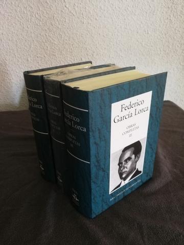 LIBROS GARCIA LORCA RBA - foto 2