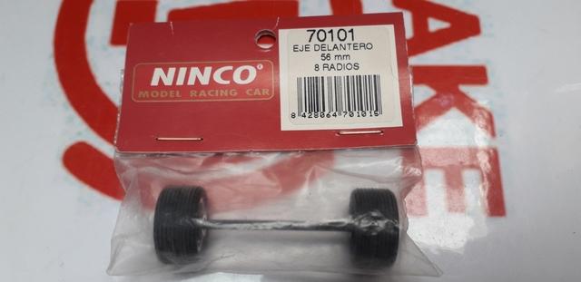 EJE DELANTERO RENAULT CLIO NINCO - foto 1