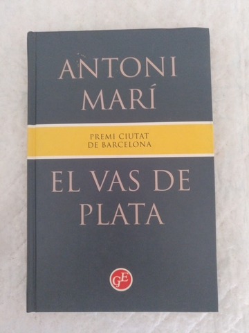 EL VAS DE PLATA.  LIBRO - foto 1