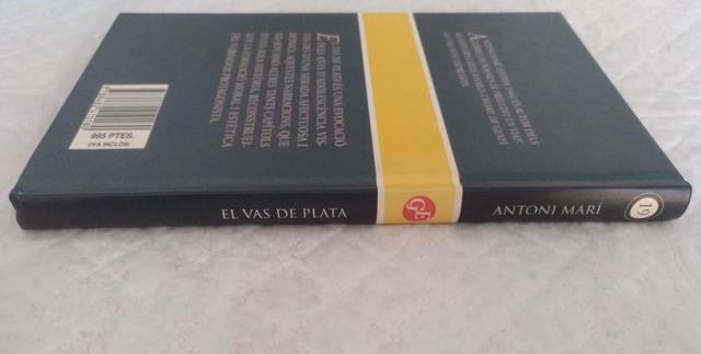 EL VAS DE PLATA.  LIBRO - foto 7