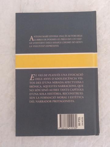 EL VAS DE PLATA.  LIBRO - foto 8