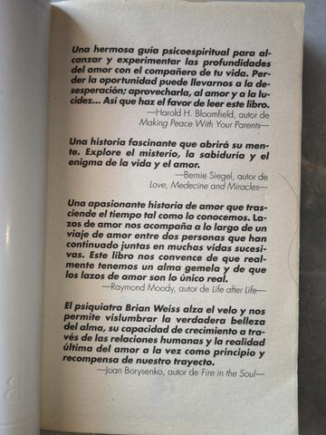 LAZOS DE AMOR BRIAN WEISS - foto 3