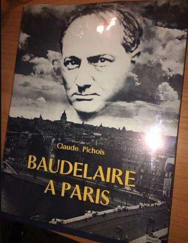 LIBRO BAUDELAIRE EN PARÍS - foto 1