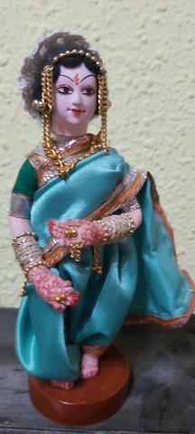 Muñecas Del Mundo: India