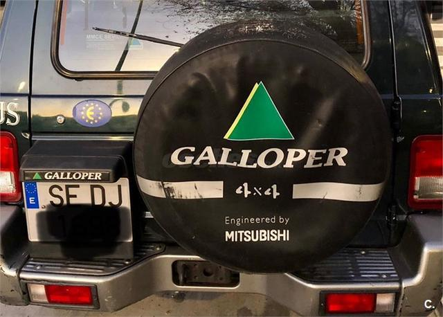 GALLOPER EXCEED - foto 4