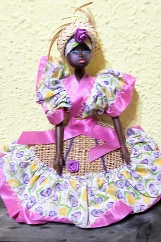 Muñecas Del Mundo. Cuba