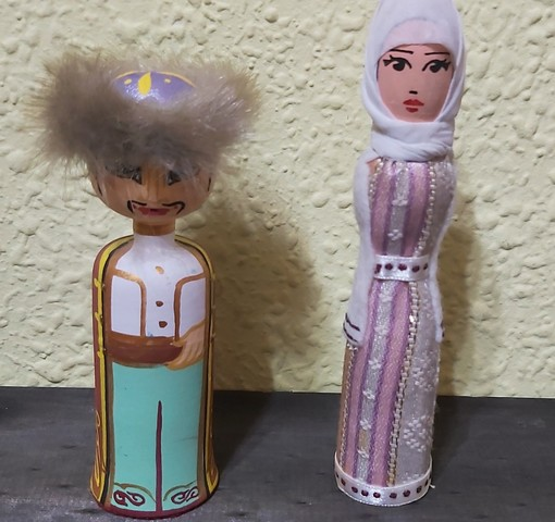 Muñecas Del Mundo: Uzbekistan
