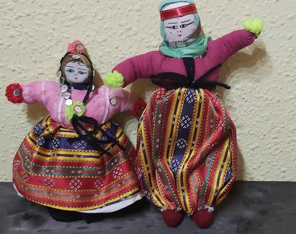 Muñecas Del Mundo: Turquía