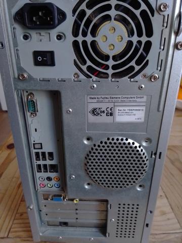SE VENDE TORRE CPU ESCALEO - foto 2