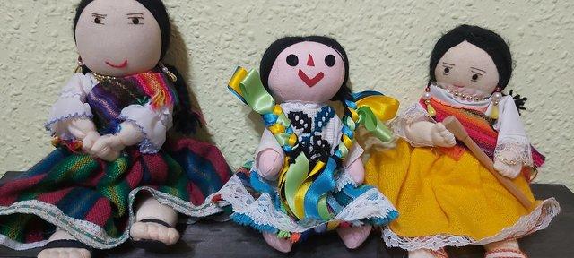 Muñecas Del Mundo: Bolivia