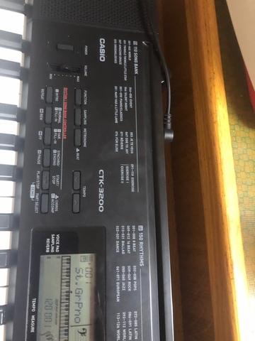 PIANO ELECTRÓNICO CASIO CTK-3200 - foto 1