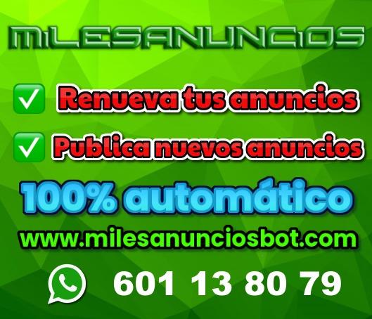 ,   PUBLICADOR MILANUNCIOS , TAV - foto 1
