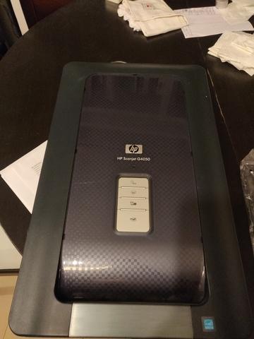 SCANNER HP G4050 - foto 4