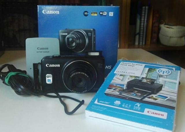 CAMARA CANON POWERSHOT SX600 HS - foto 1