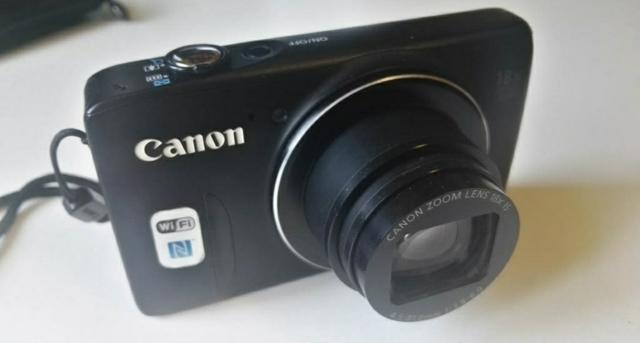 CAMARA CANON POWERSHOT SX600 HS - foto 2
