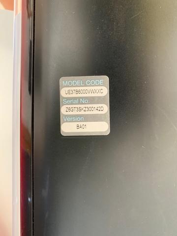 """SAMSUNG FULL HD 37"""" CON SOPORTE - foto 6"""