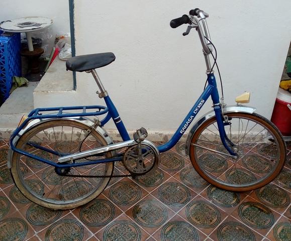 Bicicleta Antigua Derbi Rabasa