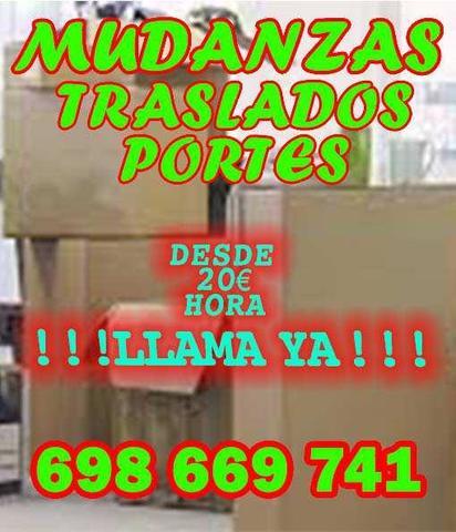 TRANSPORTES Y PORTES RAPIDOS LLAMA Y - foto 1