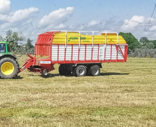POTTINGER JUMBO 7200 - foto 1