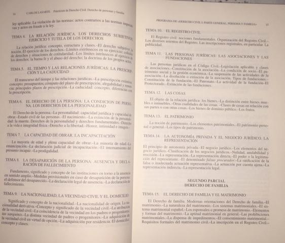 Mil Anuncios Com Practicum De Derecho Civil Lasarte