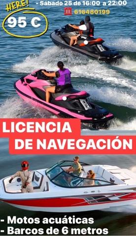 LICENCIA DE NAVEGACIÓN - foto 2