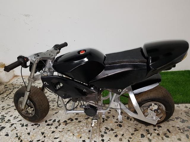 MAXI MINI MOTO XL POCKET 49 CC - foto 1