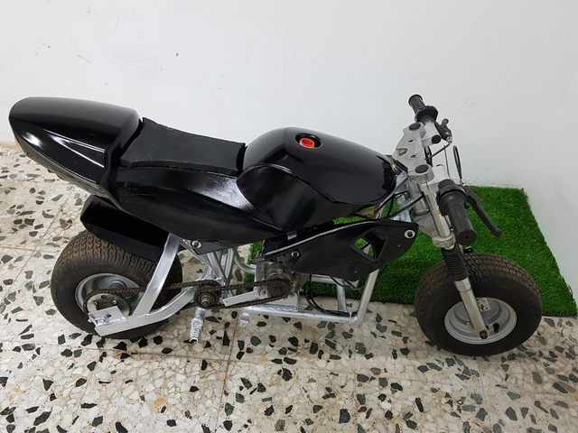 MAXI MINI MOTO XL POCKET 49 CC - foto 3