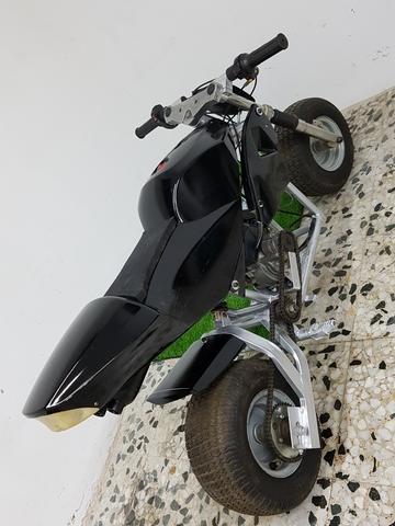 MAXI MINI MOTO XL POCKET 49 CC - foto 5