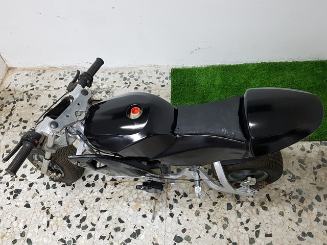 MAXI MINI MOTO XL POCKET 49 CC - foto 8