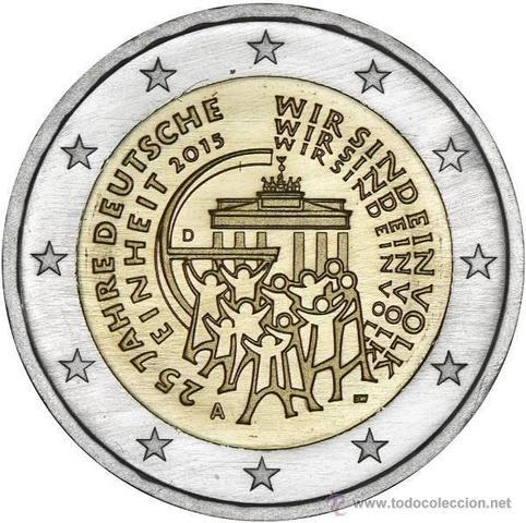 Moneda 2 Euros