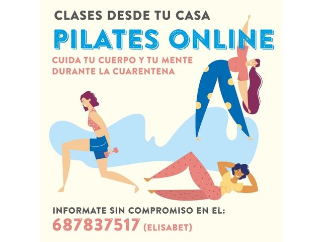 CLASES ONLINE DE PILATES - foto 1
