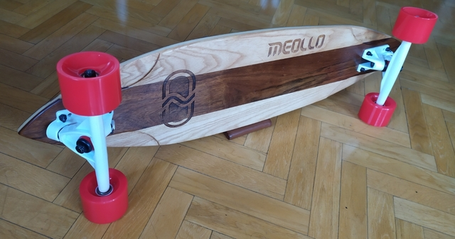 LONGBOARD MODELO CUCHILLO.  - foto 7