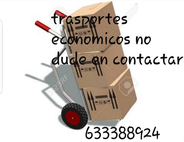 RETORNOS DE MERCANCIAS A TODA ANDALUCIA - foto 1