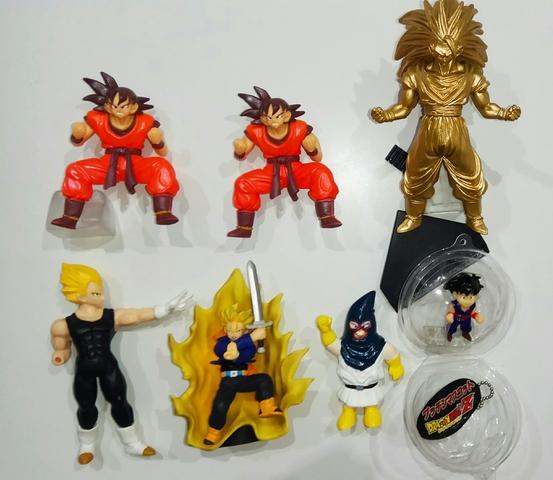 Figuras Gashapon Dragon Ball Originales