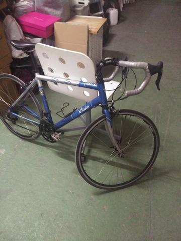 Bici Corredor Btwin Aluminio 6061