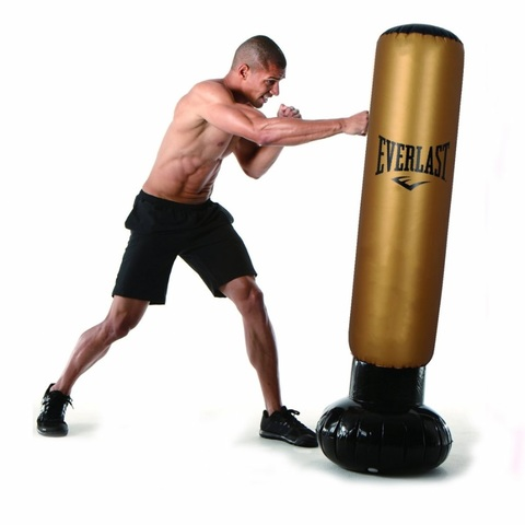 EVERLAST POWER TOWER INFLATABLE BAG ORO- - foto 1
