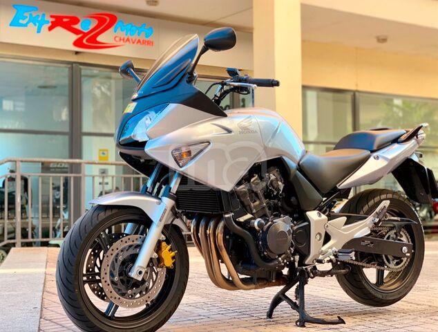 HONDA - CBF 600 SA - foto 2