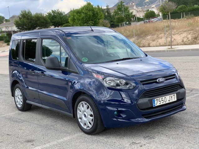 FORD - TRANSIT CONNECT - foto 2