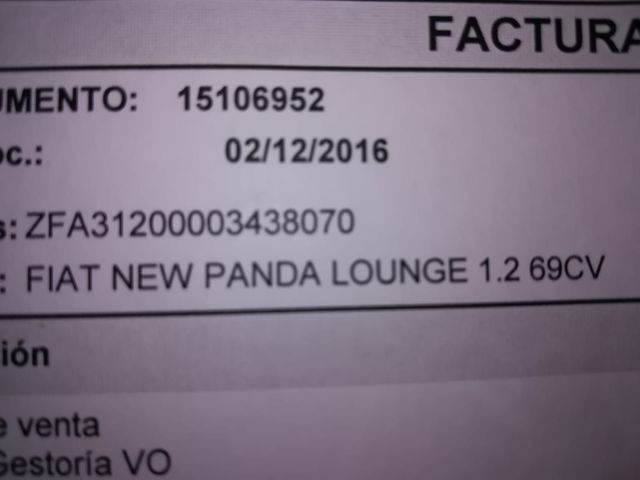 FIAT - PANDA - foto 3