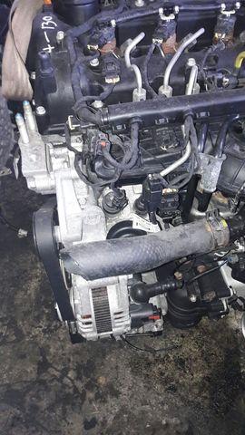 MOTOR HYUNDAI TUCSON 2. 0 CRD REF.  D4HB - foto 1