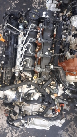 MOTOR HYUNDAI IX35 1. 7 CRD REF.  D4FD - foto 1