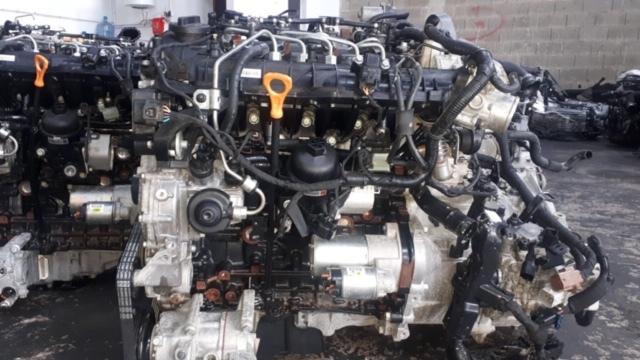 MOTOR HYUNDAI IX35 1. 7 CRD REF.  D4FD - foto 3