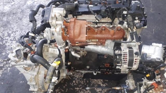 MOTOR HYUNDAI IX35 1. 7 CRD REF.  D4FD - foto 4