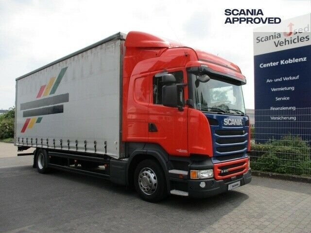 SCANIA - R410 LONA 7300MM 54M3 - foto 1