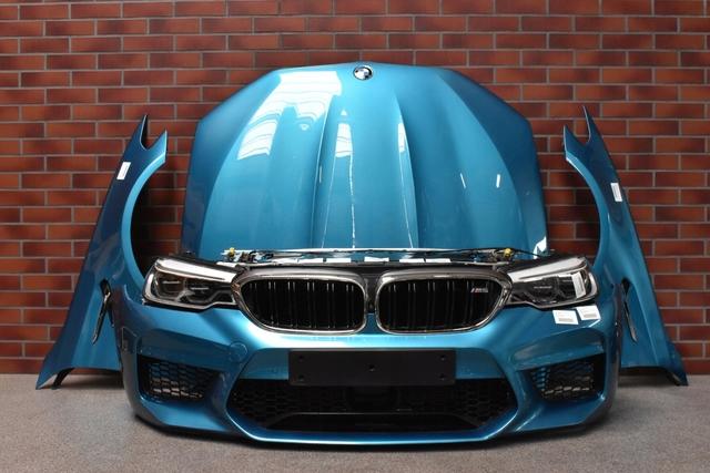 CAPOT PARAGOLPES FAROS CINTURON BMW M5 F - foto 1