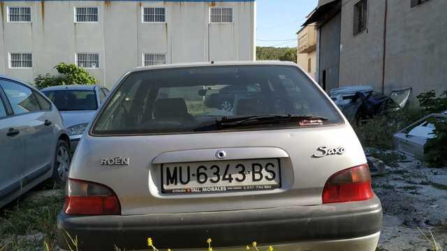 CITROEN SAXO 1. 1 HDZ- 1997- 60 CV - foto 3
