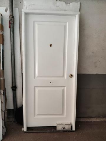 Puerta Entrada Seguridad  95X210 Nueva