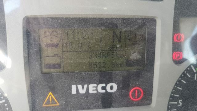 IVECO DUMPER - TRAKER 8X4 - foto 4