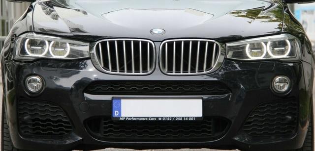 FRENTE DELAENTERO COMPLETO BMW F26 X4 PA - foto 1