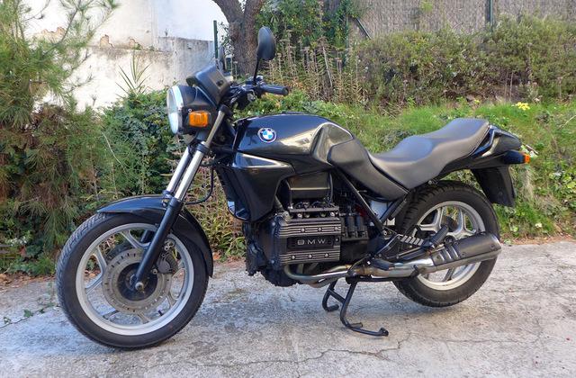 BMW - K75 - foto 1